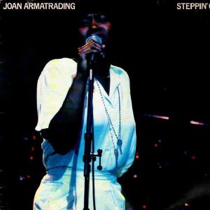 Joan Armatrading - Steppin'Out - LP