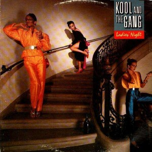 Kool and The Gang - Ladies Night - LP