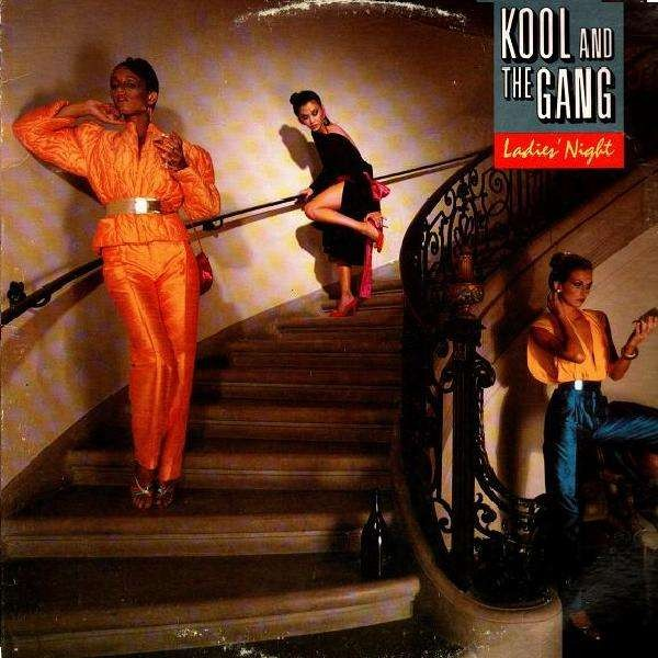 Kool And The Gang Ladies Night Lp Temple Of Deejays