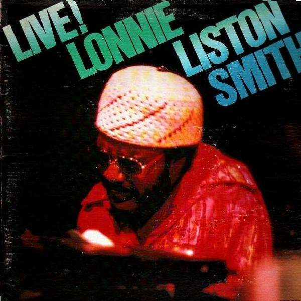 Lonnie Liston Smith Live Lp Temple Of Deejays