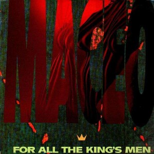 Maceo Parker - For all king's men - LP