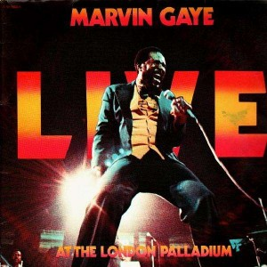 Marvin Gaye - Live at the London Palladium - 2LP