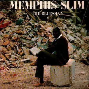 Memphis Slim - The bluesman - 2LP