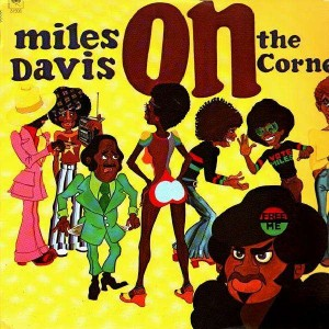 Miles Davis - On the corner - LP