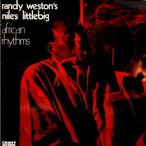 Randy Weston's Niles Littlebig - African Rhythms - LP