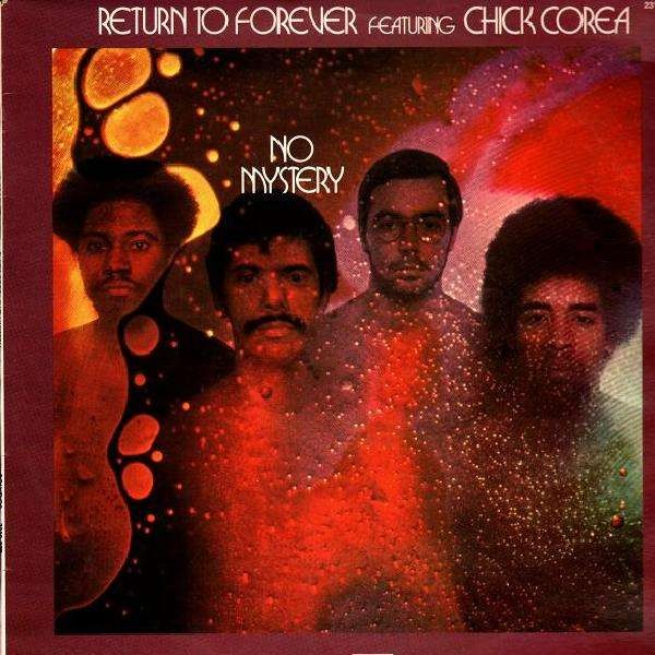 Return To Forever Feat Chick Corea No Mystery Lp