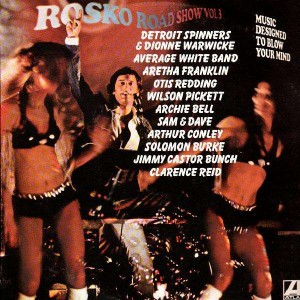 Rosko Road Show Vol.3 - Various Artists - LP