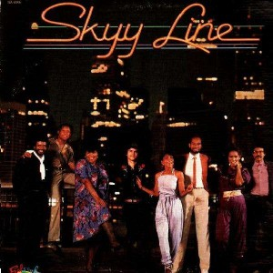 Skyy - Skyy Line - LP