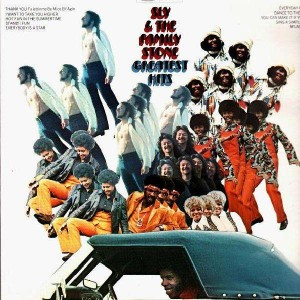 Sly Amp The Family Stone Greatest Hits Lp Temple Of
