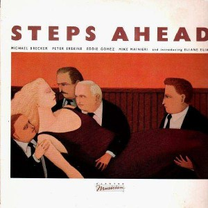 Steps Ahead - LP