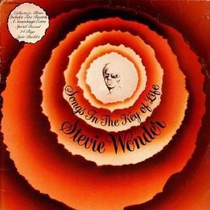 Stevie Wonder - Songs in the key of life - 2LP