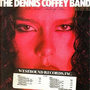 The Dennis Coffey Band - A Sweet Taste of Sin - LP