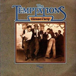 The Temptations - House Party - LP
