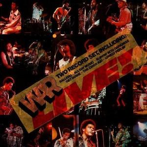 War - War Live - 2LP