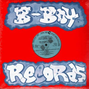 Boogie Down Productions - The bridge is over / Word from our sponsor - 12''