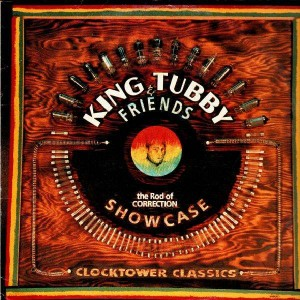 King Tubby & Friend - The Rod Of Correction Showcase - LP