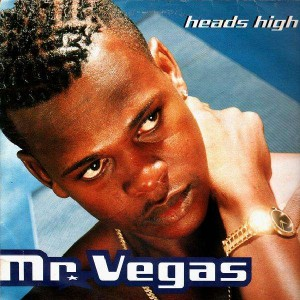 Mr.Vegas - Heads High - LP