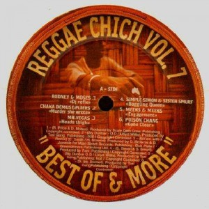 Reggae Chich - Various Artists - Volume 7