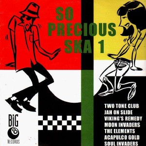 So Precious Ska 1 - Various Artists - LP