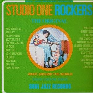 Studio One Rockers - The Original - Various Artists - 2LP