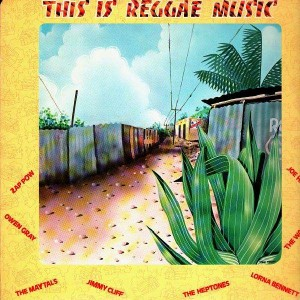 This Is Reggae Music - Various Artists - LP