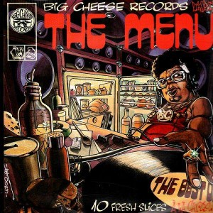 Big Cheese Records presents The Menu - Various Artists - LP