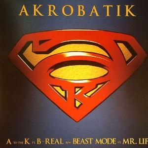 Akrobatik - A to the K / Beast mode - 12''