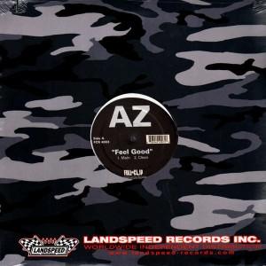 AZ - Feel good / The essence remix - 12''