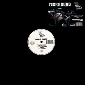 Blaq Poet - Poet has come / a message from poet - 12''