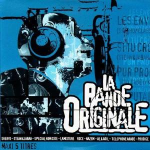 La Bande Originale - Maxi 5 titres (Sheryo, La mixture, Rocé...) - 12''