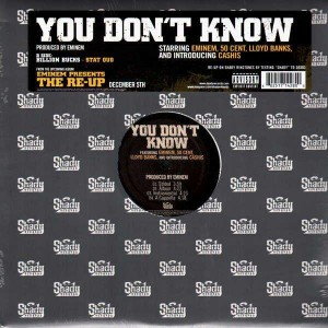 Eminem - You don't know / Stat Quo - Billion bucks - 12''