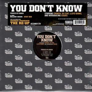 Eminem - You don't know / Stat Quo - Billion bucks - 12''