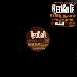 RedCafé - Bling Blaow / Yellow bottle - 12''