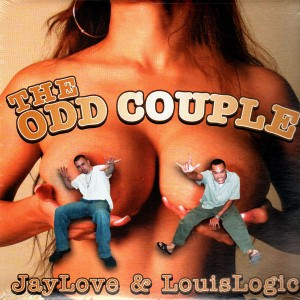 The Odd Couple - Pimp shit / Por que - 12''