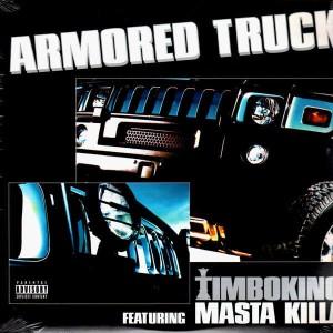 Timbo King - Armored Truck / Thug Corporate - 12''