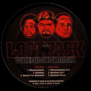 Lootpack - Whenimondamic / Questions / Answers - 12''