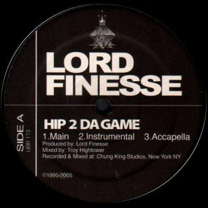 Lord Finesse - Hip 2 da game / Brainstorm / P.S.K. - 12''