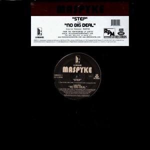 Maspyke - Step / No big deal - 12''