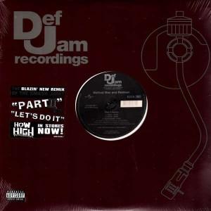 Method Man & Redman - Part II / Let's do it - 12''