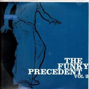 The Funk Precedent Vol.2 - Various Artists - 2LP