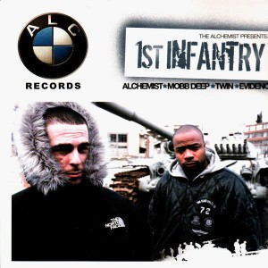 1st Infantry - The midnight creep / Fourth of july - 12''