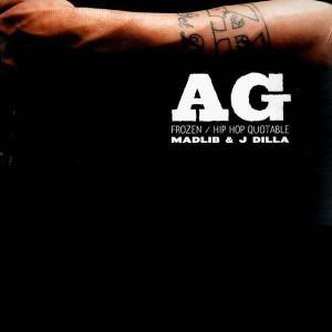 AG - Frozen / Hip hop quotable - 12''