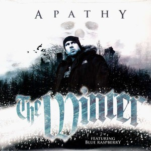 Apathy - The winter / Can't leave rap alone - 12''