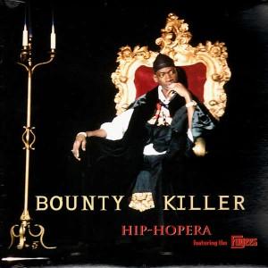 Bounty Killer - Hip- Hopera / Living Dangerously - 12''