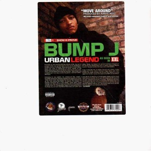 Bump J - Move around / Nothing - 12''