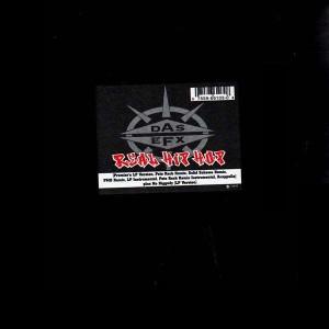 Das EFX - Real Hip Hop - 12''