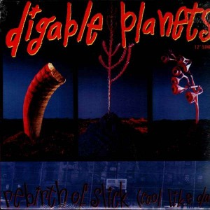 Digable Planets - Rebirth of Slick ( Cool Like Dat ) - 12''
