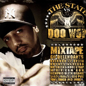 The State Vs. Doo Wop - Mixtape Co-Defendant - LP