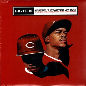 Hi-Tek - Where it started at (NY) / Can we go back - 12''