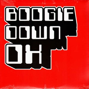 KRS-One, Oh No & Ricci Rucker - Boogie Down Ox - 12''